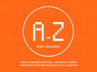 AtoZ: M for micro-organisms