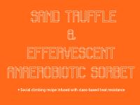 micro_micro: 2067 EFFERVESCENT ANAEROBIOTIC SORBET