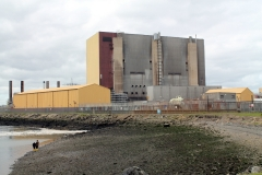 Hartlepool Power Nuclear Station trip