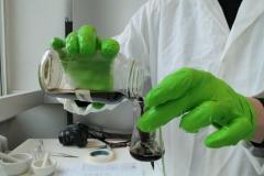 preparing dye