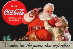 Coca-Cola: Santa 1938