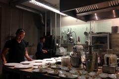designer/chefs in de culinere werkplaats kitchen